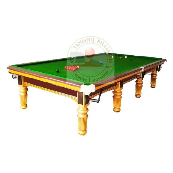 Bailey Gold Snooker Table Steel Block Cushions