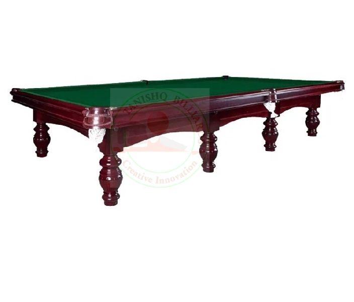 British Billiards Table