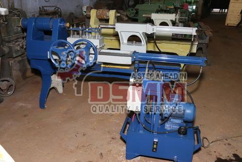 Hydraulic Metal Spinning Machine