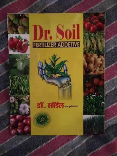 Dr. Soil Fertilizer additives