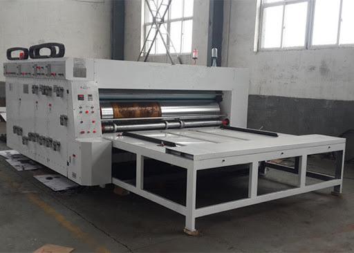 Printing Slotting Machine