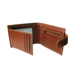 Designer Leather Wallet