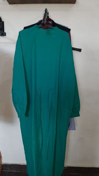 Surgical Cotton Gown