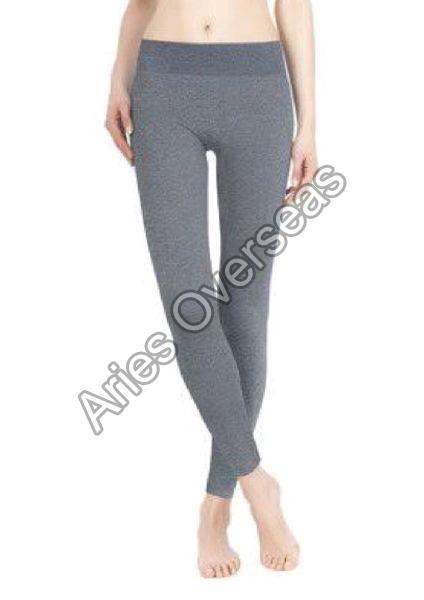 Plain Grey Leggings