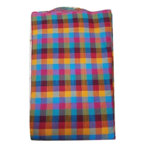 Checkered Cotton Fabric