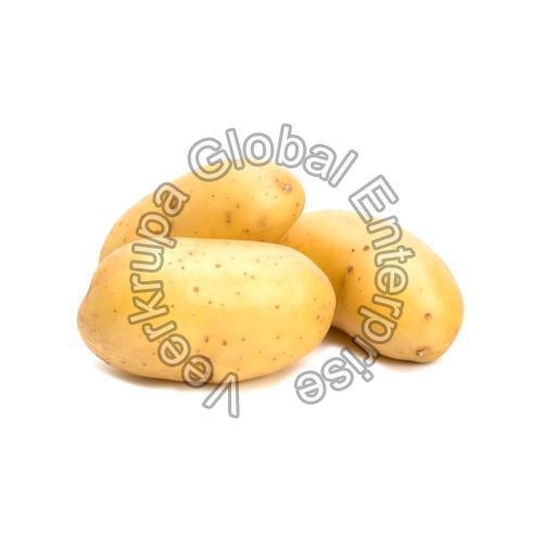 Fresh Raw Potato