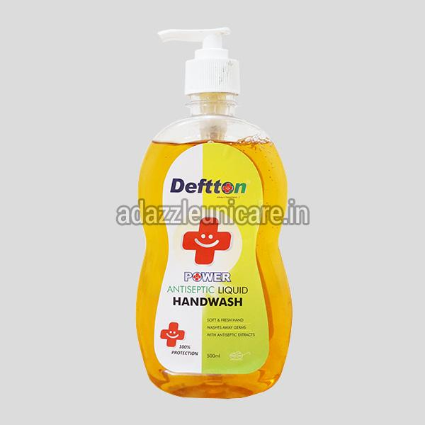 500ml Deftton Antiseptic Hand Wash Liquid