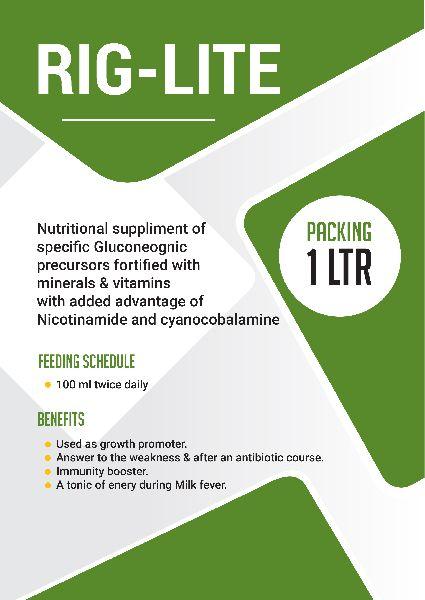Rig-Lite Veterinary Supplement