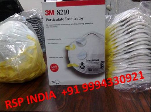 3M N95 8210 Particulate Respirator Mask