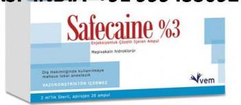 Safecaine 3% Injection