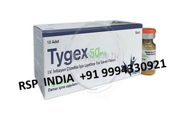 Tygez 50mg Injection