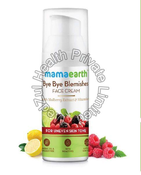 Mamaearth Bye Bye Blemishes Face Cream