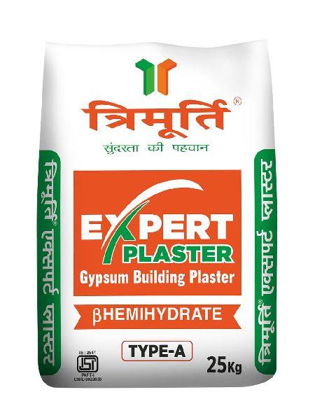 Trimurti Expert Gypsum Plaster