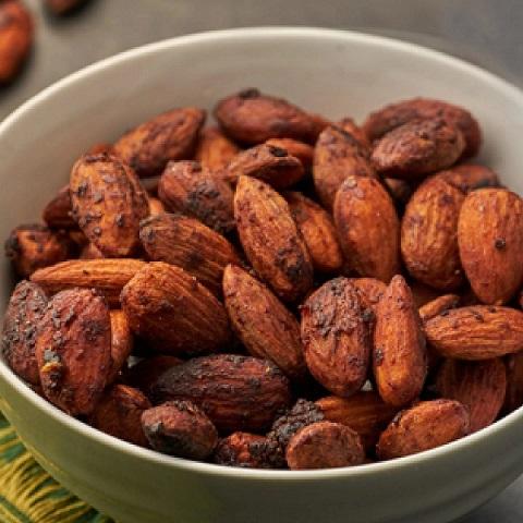 Peri Peri Almond Nuts