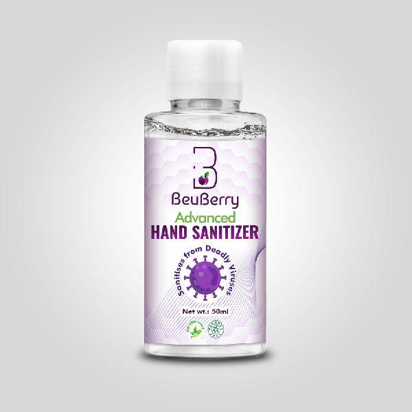 50ml Alcohol Based Hand Sanitizer