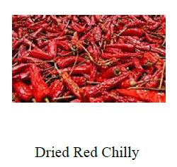 Dried Red Chill