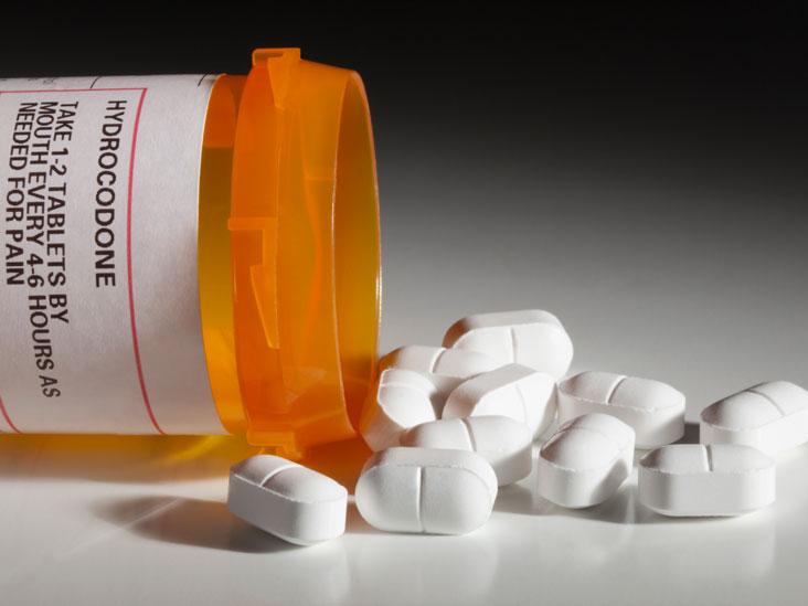 Hydrocodone 5mg Tablets