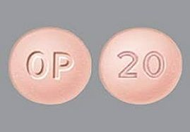 Oxycontin 20mg Tablets