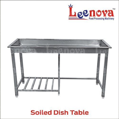 Soiled Dish Table