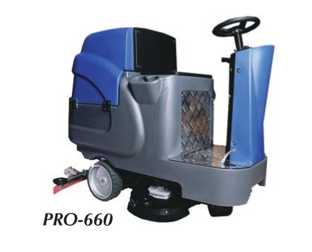 Ride On Floor Cleaning Machine