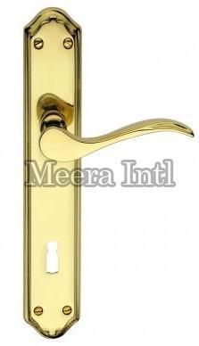 MI-03 Brass Door Handle