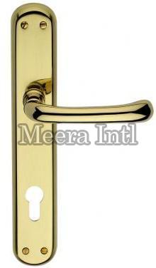MI-11 Brass Door Handle