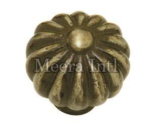 MI-312 Brass Door Knob