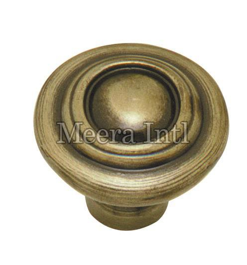 MI-314 Brass Door Knob