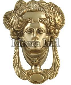 MI-132 Brass Lady Knocker