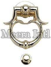 MI-133 Brass Ring Knocker