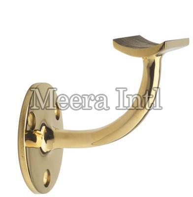 MI-192 Brass Handrail Bracket