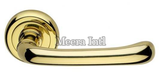 MI-22 Brass Door Handle