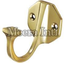 MI-338 Brass Wall Hooks