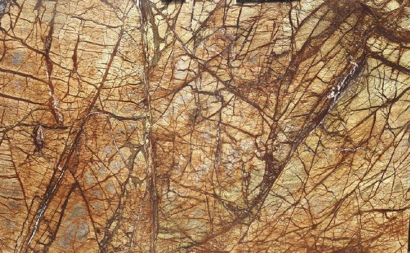 Rainforest Bidasar Brown Marble