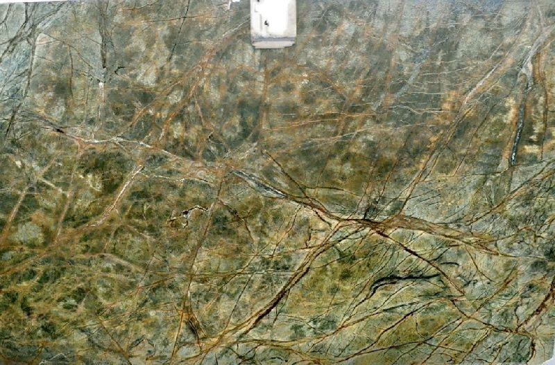 Rainforest Bidasar Green Marble