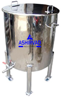 Float Filling Tank
