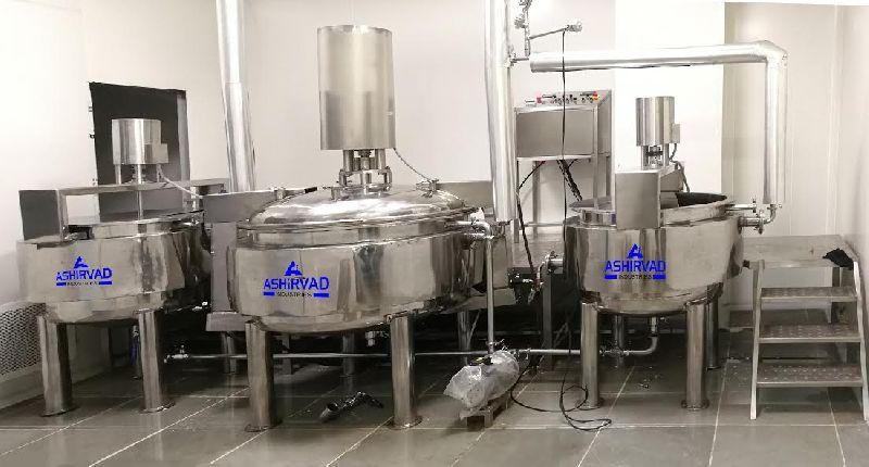 Ointment Process Plant
