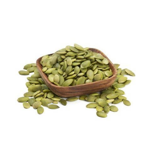 Dried Green Pumpkin Seeds