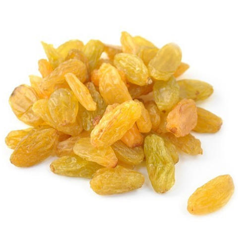 Yellow Raisins