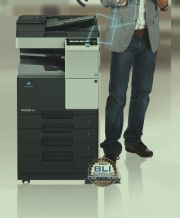 367-287-227  Konica Minolta Photocopy Machine