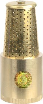 Kohinoor Brass Foot Valve Brass Jali