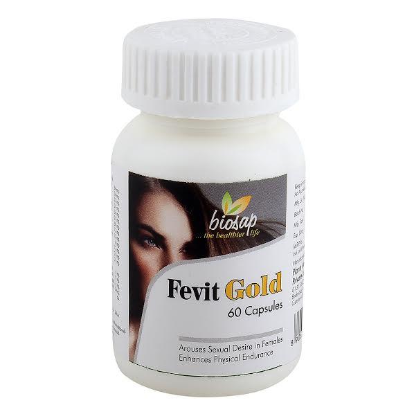Fevit Gold Capsules