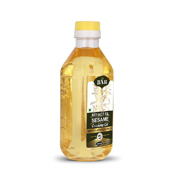 Refined Til Sesame Cooking Oil
