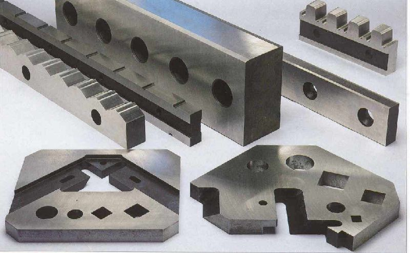 Billet and Bloom Shear Blades