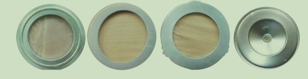 Oval Elliptical & Grooved End Caps