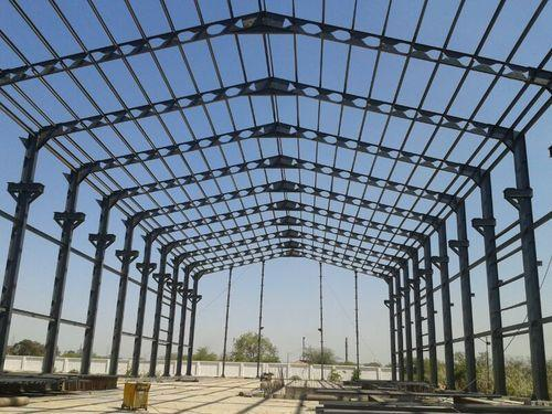 Factory Shed Fabrication Services
