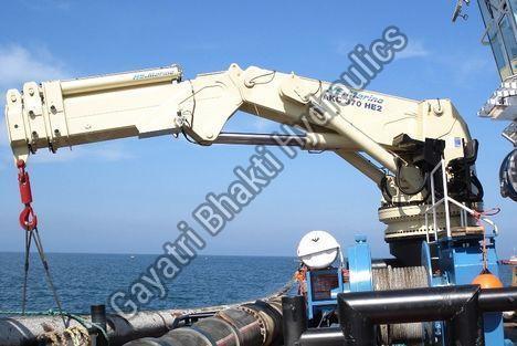Marine Dredging Crane Repairing Service