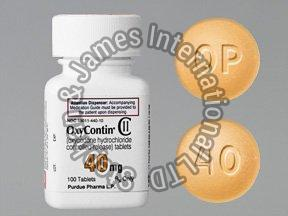 Oxycontin 40mg Tablets