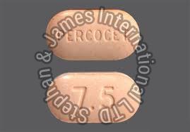 Percocet 7.5mg Tablets