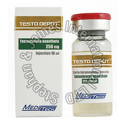 Testo Depot Injection